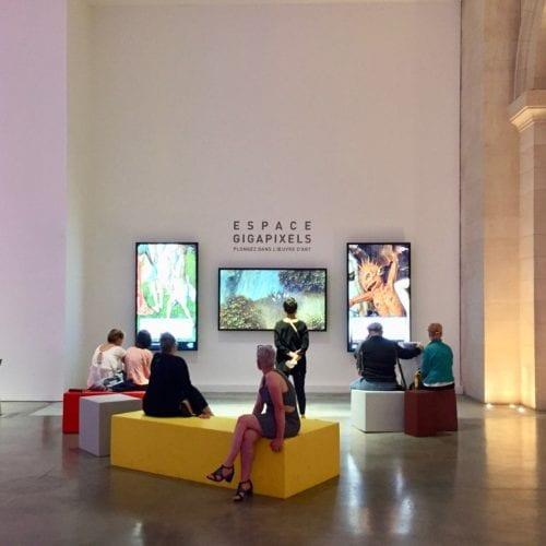 L'Atrium Gigapixels