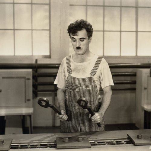 Charlie Chaplin, quand l'art rencontre le cinéma